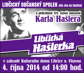 libčická Hašlerka '14