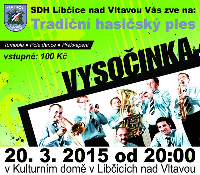 Ples SDH Libčice
