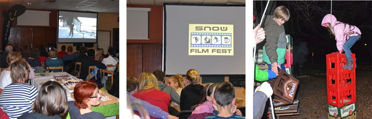 Snow Film Fest 2014 v Libčicích
