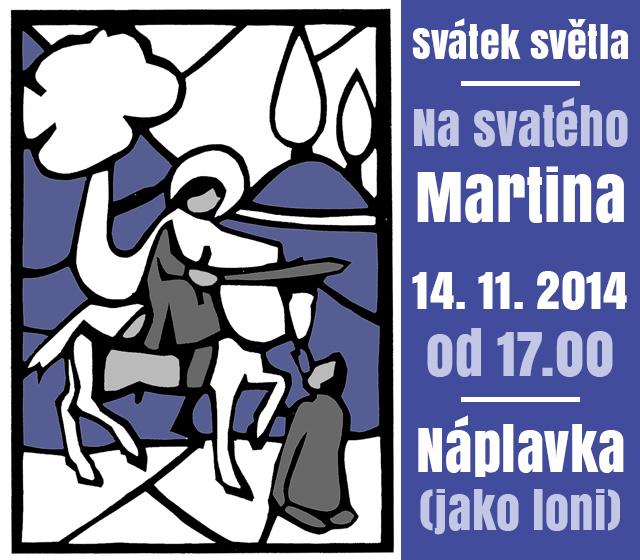 sv. Martin - svátek světla