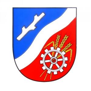 Znak města Libčice nad Vltavou