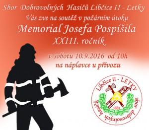 Memoriál Josefa Pospíšila @ Libčická náplavka | Libčice nad Vltavou | Středočeský kraj | Česká republika