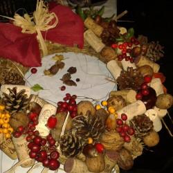 Karolíniny dílny: Podzimní věnce 2015