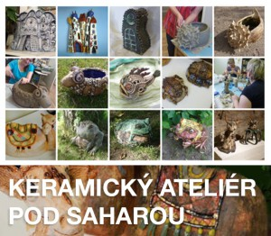 Příměstský tábor s keramikou @ Ateliér PodSaharou