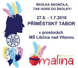 Malinový příměstský tábor @ Mateřská školka | Libčice nad Vltavou | Středočeský kraj | Česká republika
