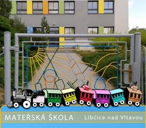 Hurá do školy @ zahrada MŠ | Libčice nad Vltavou | Středočeský kraj | Česká republika