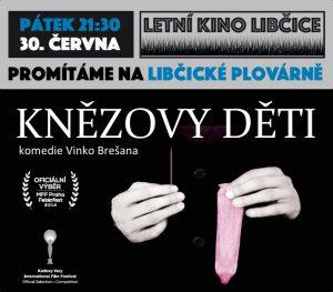 Letní kino: Knězovy děti @ Libčická plovárna | Libčice nad Vltavou | Středočeský kraj | Česká republika