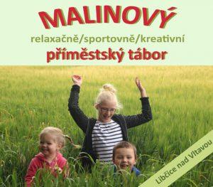 Malinový příměstský tábor @ Libčice nad Vltavou | Libčice nad Vltavou | Středočeský kraj | Česká republika