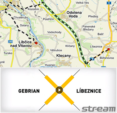 Líbeznice - stream.cz