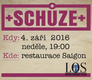 schůze LOS - 09-16