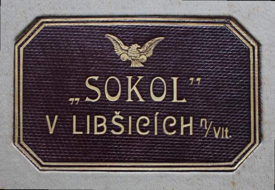 kronika libčického Sokola
