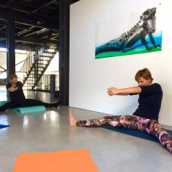 yoga v úhelném mlýně