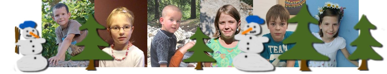 dětská vánoční anketa