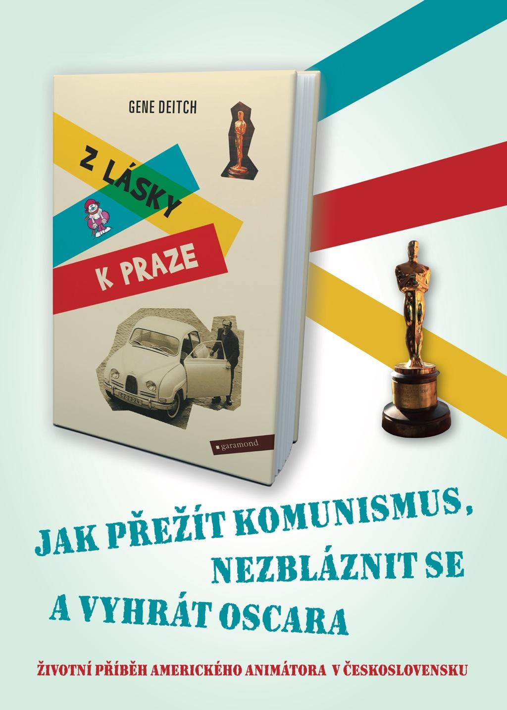 Gene Deitch: Z lásky k Praze