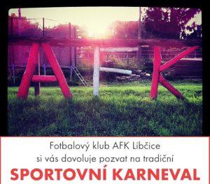 Sportovní karneval @ KD Libčice  | Libčice nad Vltavou | Středočeský kraj | Česká republika