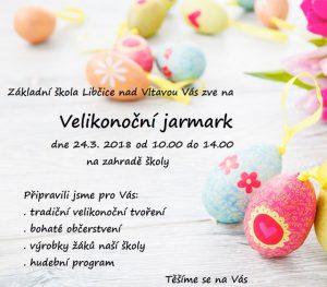 Velikonoční jarmark ZŠ Libčice @ ZŠ Libčice | Libčice nad Vltavou | Česko