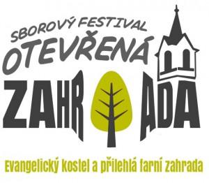 12. ročník festivalu sborového zpěvu Otevřená zahrada @ Kostel ČCE a farní zahrada