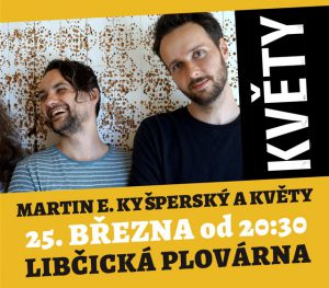 Martin E. Kyšperský - koncert @ Libčická plovárna