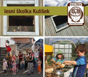 Příměstský tábor Kulíšek I. @ lesní školka Kulíšek
