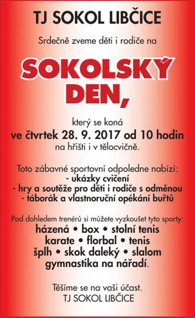 Sokolský den 2017
