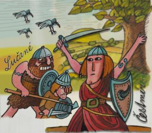 Bitva s Lučany @ Turská pole
