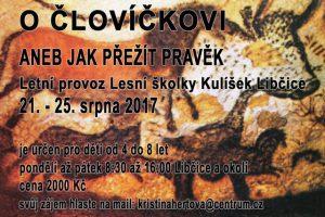 Příměstský tábor Kulíšek II. @ lesní školka Kulíšek