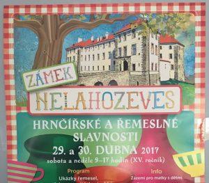 Hrnčířské slavnosti 2017 @ zámek Nelahozeves