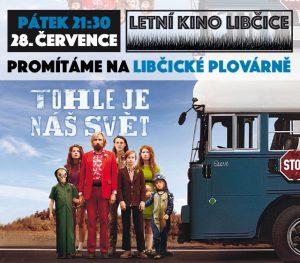 Letní kino: Tohle je náš svět @ Libčická plovárna | Libčice nad Vltavou | Středočeský kraj | Česká republika