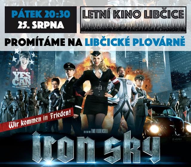 Letní kino: Iron Sky