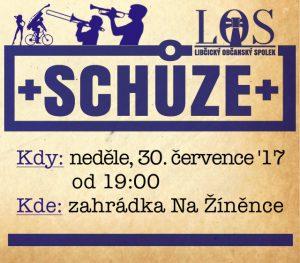 schůze LOS @ zahrádka Na Žíněnce | Libčice nad Vltavou | Středočeský kraj | Česká republika