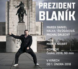 Prezident Blaník @ Kino Kotelna
