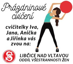 Prázdninové cvičení @ Sokolovna Libčice | Libčice nad Vltavou | Středočeský kraj | Česká republika