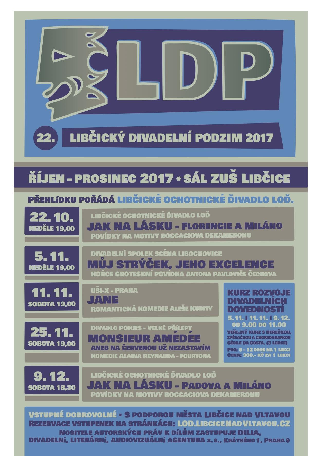 LDP 2017: program