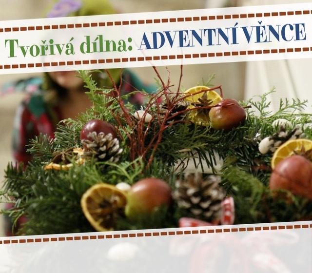 DÍLNA: Adventní věnce