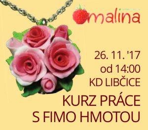 Kurz práce s FIMO hmotou @ Kulturní dům Libčice