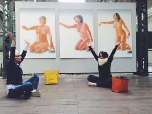 Jóga pod obrazy - ZMĚNA LEKTORKY @ galerie ARTO.TO v Uhelném mlýně | Libčice nad Vltavou | Česká republika
