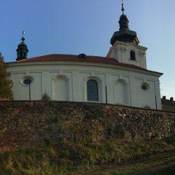 katolický kostel Libčice