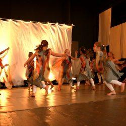 Než přijde Mikuláš – přehlídka tanečního oddělení 5773