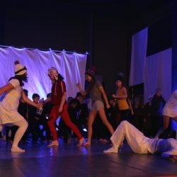 Než přijde Mikuláš – přehlídka tanečního oddělení 6080