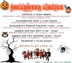 Halloween / Zombie Run @ Plovárna Libčice