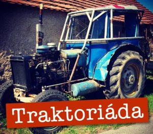 3. chýnovská traktoriáda @ Chýnov - Pod Hájem
