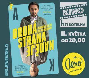 Druhá strana naděje @ Kino Kotelna