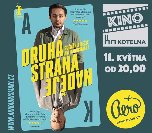 Kino Kotelna: Druhá strana naděje