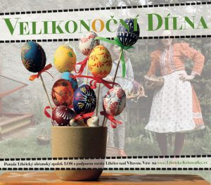 Velikonoční dílna @ Areál Šroubáren, Kotelna