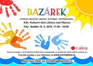 Letní bazárek @  KD Libčice nad Vltavou | Libčice nad Vltavou | Středočeský kraj | Česká republika