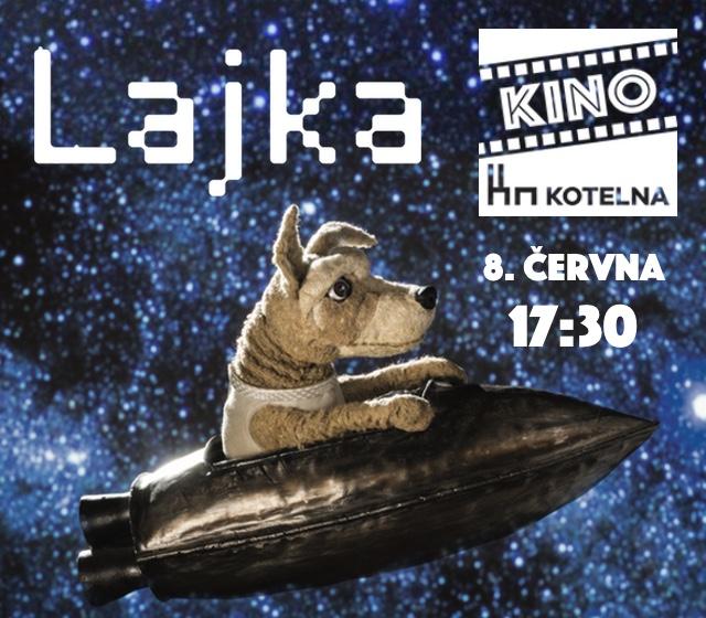 Kino Kotelna: Lajka