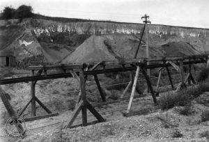 Libčice: lokalita Hliník, 1952