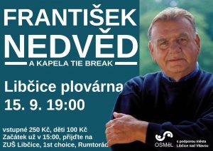 František Nedvěd @ Libčická plovárna | Libčice nad Vltavou | Středočeský kraj | Česká republika