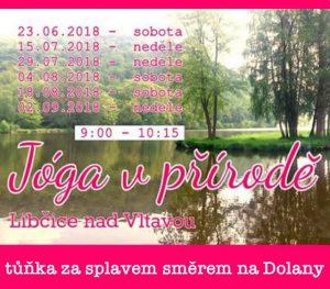 Jóga v přírodě @ libčická náplavka | Libčice nad Vltavou | Středočeský kraj | Česká republika
