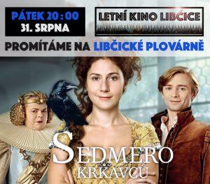 Letní kino: Sedmero krkavců @ Libčická plovárna | Libčice nad Vltavou | Středočeský kraj | Česká republika